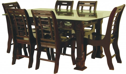 Diler Dining Table With Japani Chair Price In Bangladesh