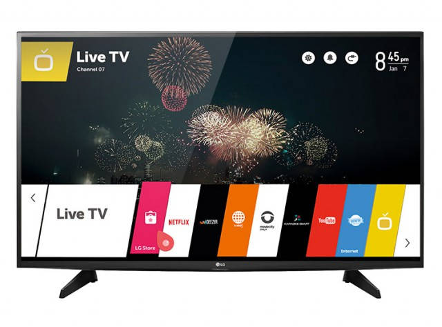 Lg Lh5700 Android 43 Inch Smart Wi Fi Ips Led Television Price In Bangladesh Bdstall