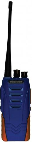 Motocom Two-Way Walkie Talkie Radio MC-500