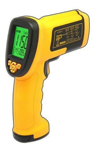 AS872 Backlight Display Infrared Laser Thermometer