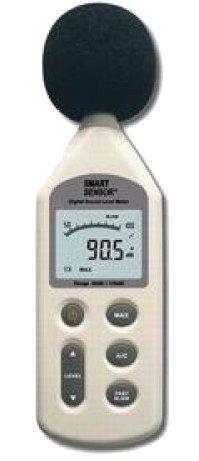 AR824 Level Range Bar Graph Sound Level Meter