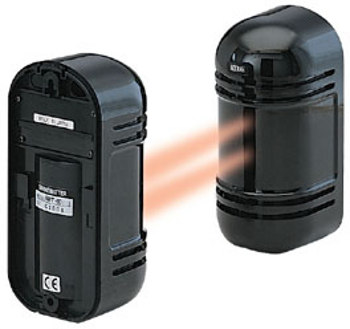 Cop Security 15-946 Motion Detector Sensor Security Alarm