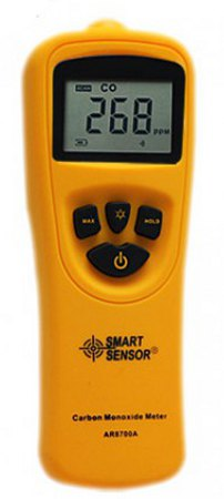AR8700A Carbon Monoxide Gas Detector Meter