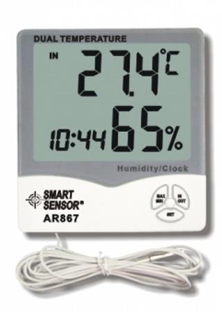 AR867 Humidity Temperature Meter