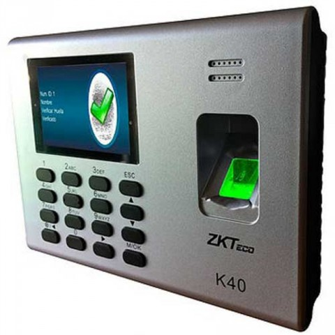 Zkteco K40 Fingerprint And Time Attendance Terminal Price