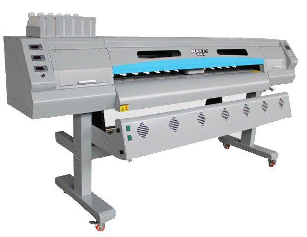 ECO Solvent Printer 1 8M Industrial Digital Printing Machine