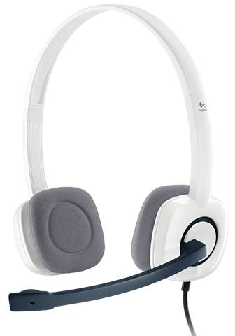 Logitech H150 Noise-Canceling Microphone Stereo Headset