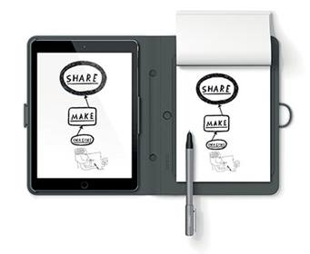 Wacom CDS-600C Bamboo Spark Snap-Fit Cover Drawing Pad