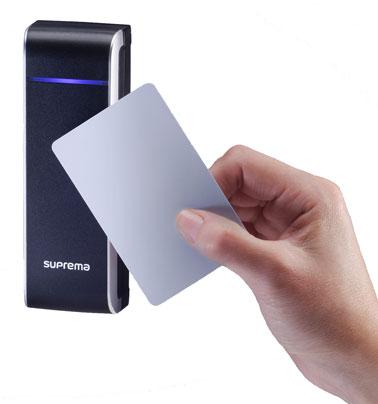 Suprema X-Pass 16MB RAM Access Control System RFID Card