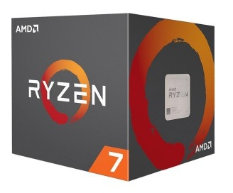 AMD Ryzen R7-1700X 8-Core 3.8 GHz Desktop Gaming Processor
