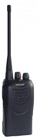 Kenwood TK-3107 16-Channel Two Way Radio Walkie-Talkie