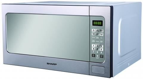 Sharp R-562CR ST Auto Cook 62L Capacity Microwave Oven
