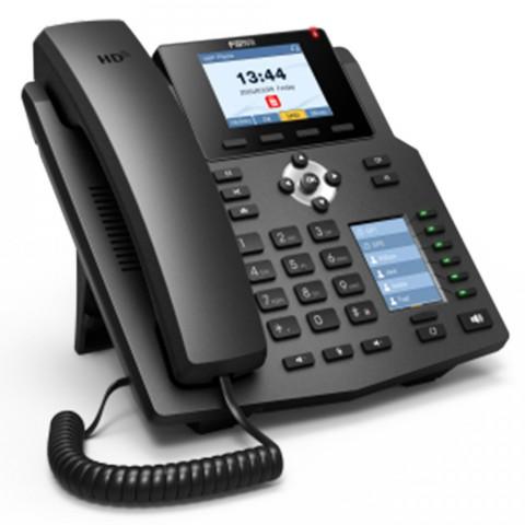 Fanvil X4 PoE 30 DSS 10/100/1000 Mbps Ethernet IP Phone