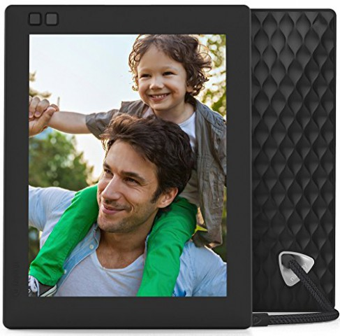 Nixplay Seed W08D Wi-Fi 8 Inch HD IPS Digital Photo Frame