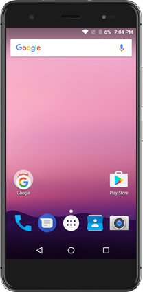 Symphony P9 Octa Core 13MP Camera Android Nougat Mobile