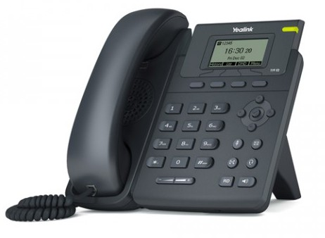 Yealink YEA-SIP-T19P-E2 Entry-Level 1 Line HD Voice IP Phone