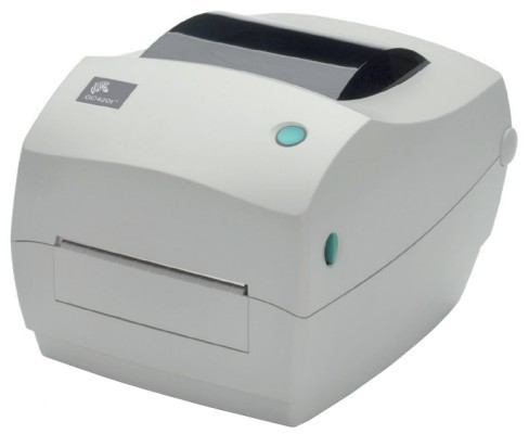 Zebra GC420t Thermal 203 dpi Desktop Barcode Label Printer