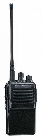 Vertex VX-351 16-CH UHF Handheld Two-Way Radio Walkie Talkie