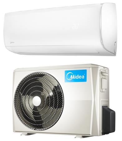 Midea MSM18CR Split 1.5 Ton Self Diagnosis Air Conditioner