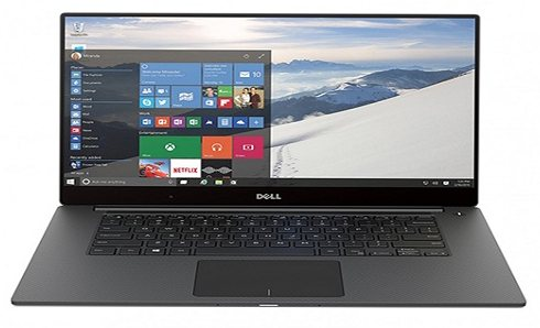 dell xps 15 9560 core i7 16gb ram 4gb gfx gaming laptop