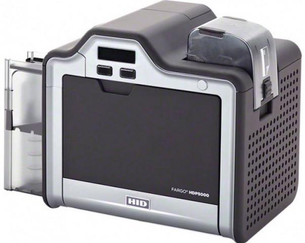 Fargo HDP5000 Dual Side Base Model ID card Printer