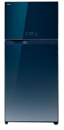 Toshiba W Series Two Door 608L LED Hybrid Deodorizer Fridge