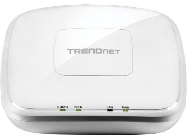TRENDnet TEW-821DAP Dual Band PoE Wireless Access Point