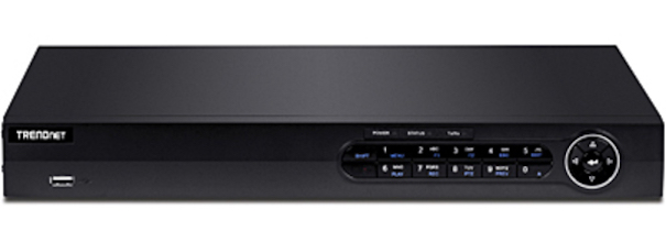 Trendnet Tv Nvr208 8 Ch 1080p Poe Network Video Recorder