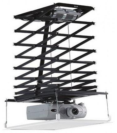 All It BB-530 Plate 50 x 50 cm Motorized Projector Lift