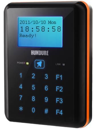 Hundure RAC-960PE Standalone TCP/IP Access Control System