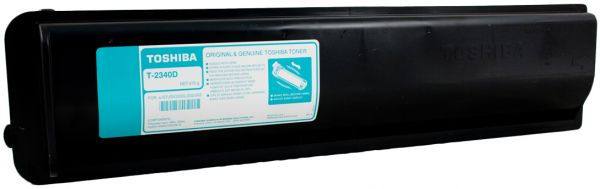 Toshiba T-2340D Black 23000 Pages Yield Copier Toner