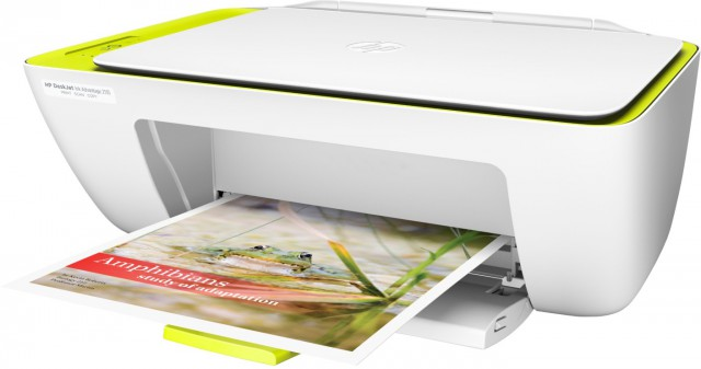 HP DeskJet Ink Advantage 2135 USB All-In-One Color Printer