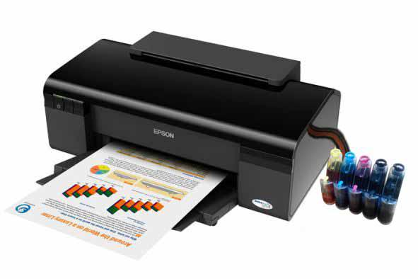 Epson T60 Stylus Hi-Speed Photo Inkjet Printer