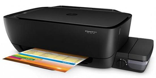 HP DeskJet GT5810 USB All-in-One Ink Tank Color Printer
