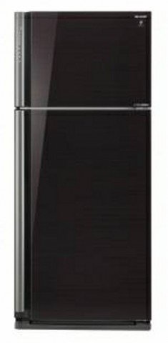 Sharp SJ-PD58P-BK J-Tech Inverter 627-Liter Refrigerator