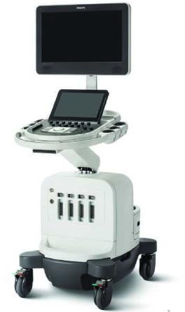 Philips Affinity 30 4D Color Doppler Ultrasound Machine
