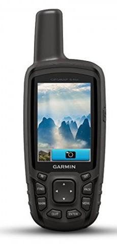 """Garmin GPSMAP 64sc 2.6"""" Display 8MP Camera Handheld GPS"""