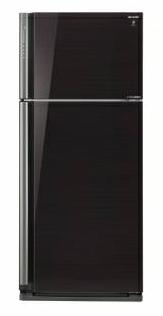 Sharp SJ-PD35P-BK 397 Liter Capacity Slim Edge Refrigerator