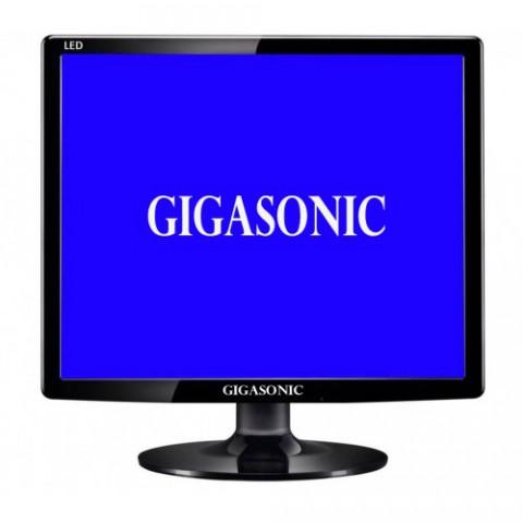 "Gigasonic GS1701 17"" Square LED Monitor"