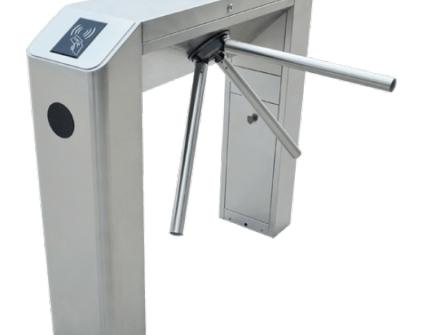 ZKTeco TS2011S Biometric Turnstile Gate with Controller RFID