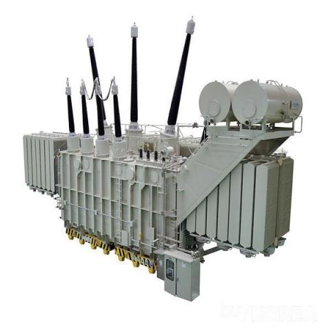 Oil Transformer 500 KVA Electrical Sub-Station