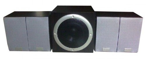 Microlab TMN-1 4:1 Powerful 32W Multimedia Computer Speaker