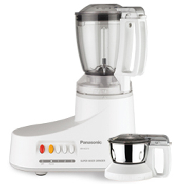 Panasonic MX-AC210 550W 2-Jar Blender Mixer Grinder