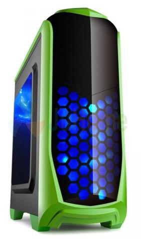 Desktop Gaming PC Intel Core i5 2TB HDD 8GB RAM 1GB GFX