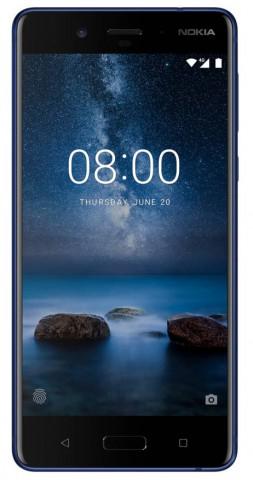 Nokia 8 Octa Core 6GB RAM 5 3 Inch 13MP Dual Camera Phone