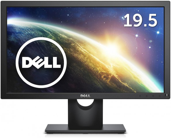 Dell E2016HV 19.5 Inch 1600 x 900 HD Resolution LED Monitor