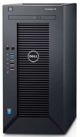 Dell PowerEdge T30 Intel Xeron Mini Tower Internet Server