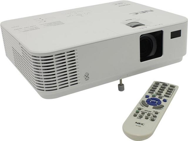 NEC NP-VE303G SVGA 3000 Lumens Multimedia Projector