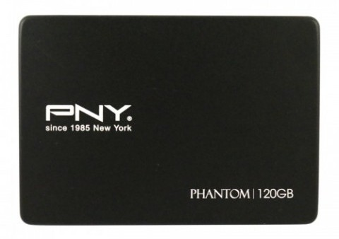 PNY Phantom-TLC 120GB SATA 3 Gbps Internal Solid State Drive