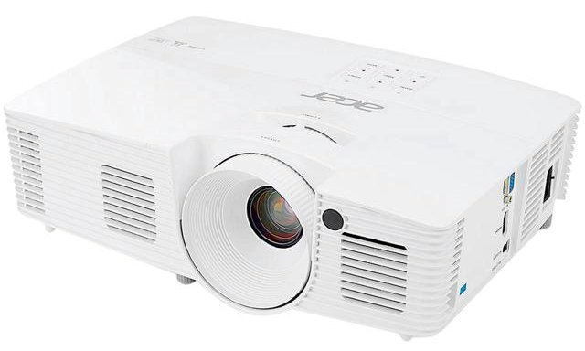 Acer X117h 3600 Lumens SVGA HDMI DLP Office Projector